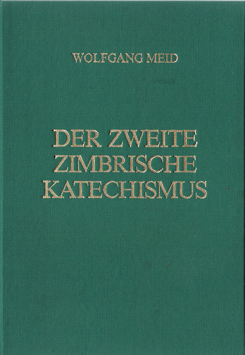 Unsere Büchersammlung - Cimbern Kuratorium Bayern e. V.